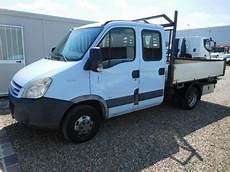 iveco daily 35c12 kran kipper tipper from netherlands