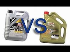 liqui moly top tec 4100 5w40 vs castrol edge fst titanium