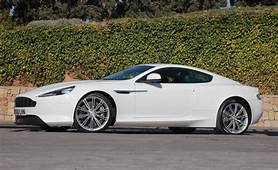 Aston Martin Virage  2012 Review