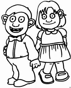 jungs paerchen ausmalbild malvorlage comics