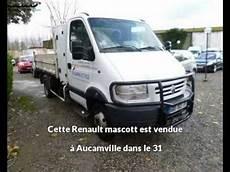 renault mascott occasion visible 224 aucamville pr 233 sent 233 e