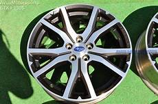 17 quot subaru impreza oem factory genuine wheels ebay