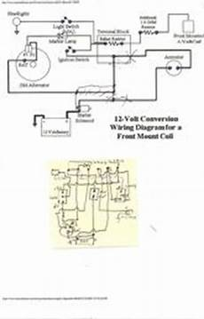 1948 ford 8n wiring diagram tractorshed com