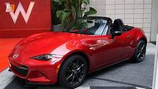 2016 Mazda Mx 5 Miata New Test Drive