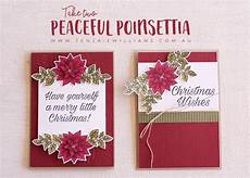 peaceful poinsettia christmas cards to make christmas cards 2018 cards