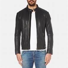 orange s jofynn leather jacket black free uk