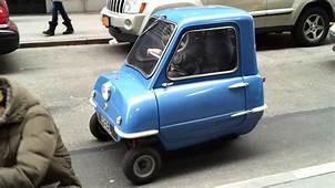 Smallest Car Ever The Peel P50  YouTube