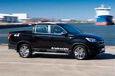 New Ssangyong Musso 2018 Review Auto Express