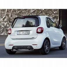 exhaust pipe brabus smart fortwo 453 smartkits sks