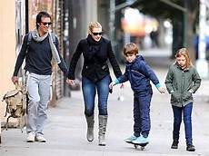 Kate Winslet Strolls With And New