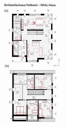 grundriss gerade treppe grundriss einfamilienhaus modern mit satteldach
