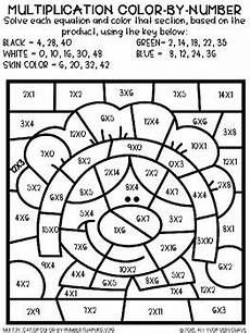 thanksgiving multiplication coloring worksheets grade 3 4760 color by number multiplication thanksgiving edition by allyson verschave