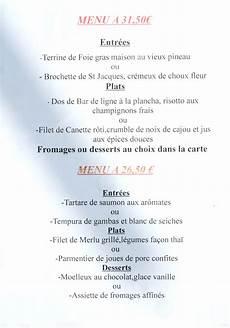 menu traditionnel français file restaurant l atelier des cousins menus 2 jpg