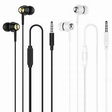 Hoco Universal Wired Hifi Earphone by Hoco M70 Universal Wired Hifi In Ear Earphone With
