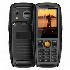 T 233 L 233 Phone 201 Tanche 2 4 Quot Chantier Ip68 Incassable Dual Sim