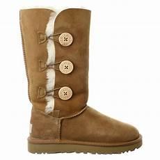 ugg australia bailey button triplet ii boots womens ebay