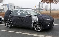 Hyundai B Suv 2017 - hyundai s new funky sub compact suv spied inside out