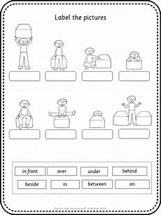 esl label the pictures prepositions teaching english esl lessons english lessons