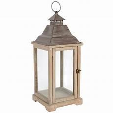 lanterne a candela lanterna in legno d abete e vetro home decor