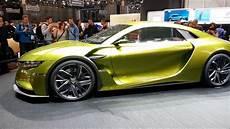 Citro 235 N Ds E Tense Geneva Motor Show