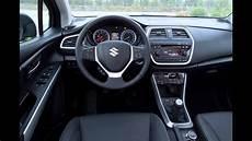 2016 Suzuki Sx4 Interior