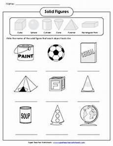 shapes worksheet works 1316 solid figures worksheet for kindergarten 5th grade lesson planet