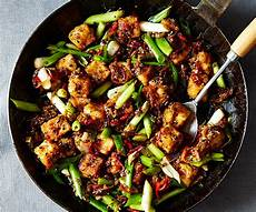 black pepper tofu recipe finecooking
