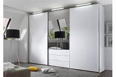kleiderschrank mit tv staud media light kleiderschrank wei 223 spiegel m 246 bel