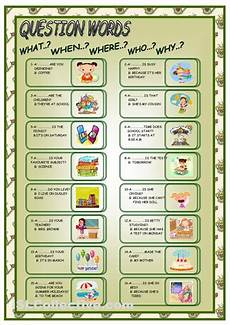 questions words worksheet islcollective com free esl worksheets english teaching materials