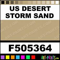 us desert storm sand military acrylic paints f505364 us desert storm sand paint us