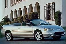 books on how cars work 2001 chrysler sebring interior lighting 2001 06 chrysler sebring consumer guide auto