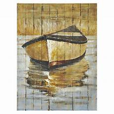 décaper peinture sur bois peinture sur bois 36x48po chaloupe tanguay peinture