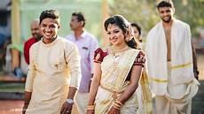 balu ralya kerala traditional hindu traditional kerala hindu wedding highlights 2020 youtube