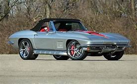 Mecums Indy Auction Offering Corvette Treasures