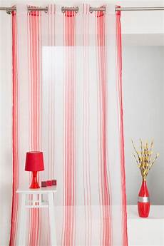 gardinen rot gardinen deko gardinen rot weiss gestreift gardinen