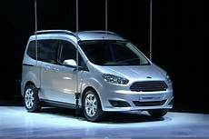 The 2014 Ford Tourneo And Transit Courier That Got Away W