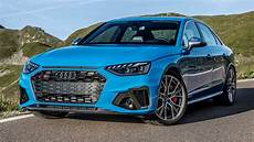 2020 audi s4 sedan avant videos put spotlight the major facelift