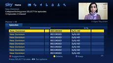 The Whats On My Sky 2tb Hd Planner Tv Shows Jan