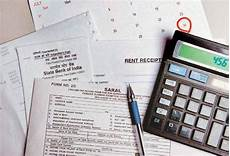 faking house rent receipts to claim tax deductions