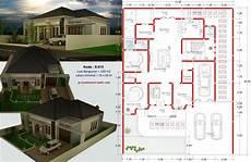 Rumah 4 Kamar Tidur Type 150 Di Kupang Jasa Desain Rumah
