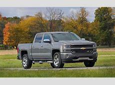 2017 Chevy Silverado 1500 Crew Cab   New Best Trucks