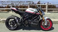 Ducati Streetfighter 1098 S Custom Termignoni