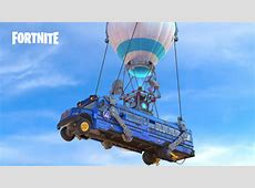 Mike Kime   Fortnite   Battle Bus Concept, Basic, and Extras