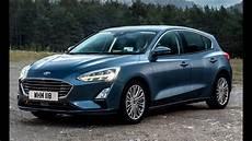 2019 Ford Focus Titanium Design Interior And Driving