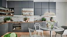 modern kitchen gray color gray interior youtube