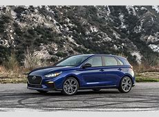 Hyundai Powers Up With New Elantra GT N Line