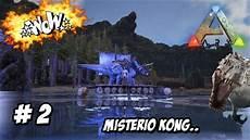 La Rocca Cing - la roca kong y la isla de los dinosaurios nuevos