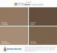 sherwin williams brown paint color down home sw 6081