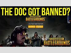 dr disrespect banned video