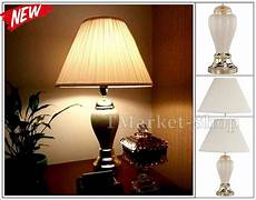 traditional table l bedroom side lighting light home